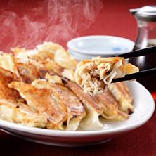 パリパリ餃子|長岡市の美味しい餃子・ラーメン・定食 金子屋