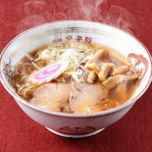 中華そば|長岡市の美味しい餃子・ラーメン・定食 金子屋