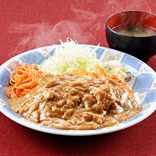 カツカレー|長岡市の美味しい餃子・ラーメン・定食 金子屋