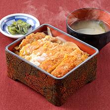 カツ重|長岡市の美味しい餃子・ラーメン・定食 金子屋
