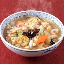 うま煮ラーメン|長岡市の美味しい餃子・ラーメン・定食 金子屋