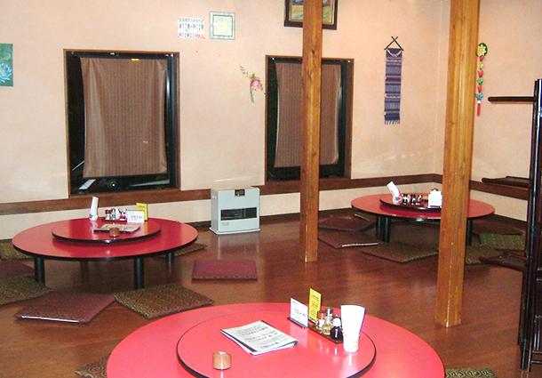 長岡市金子屋海龍店内|長岡市の美味しい餃子・ラーメン・定食 金子屋